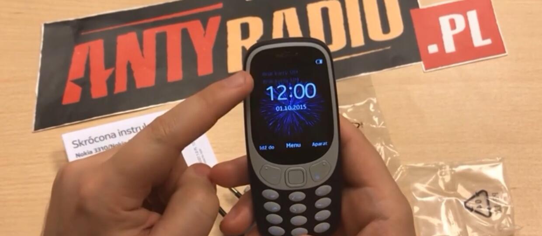 Nokia 3310 wraca raz jeszcze z LTE i chińskim Androidem