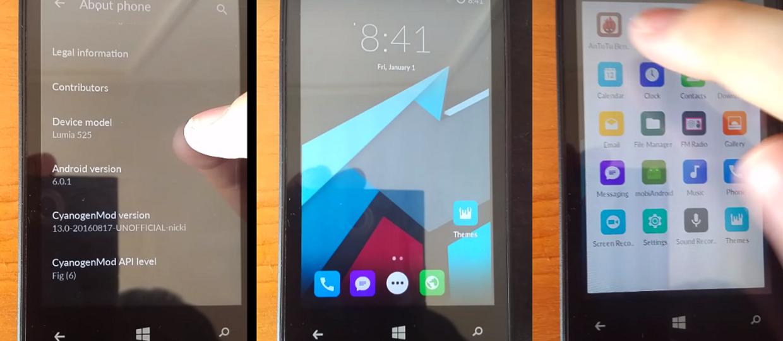 Nokia z Androidem stworzona przez fanów
