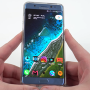Poczta nie przyjmuje paczek z Galaxy Note 7