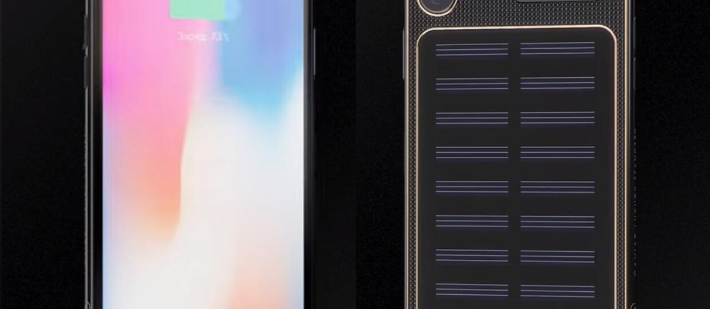 Rosyjski złoty iPhone X tańszy niż zwykły z internetu