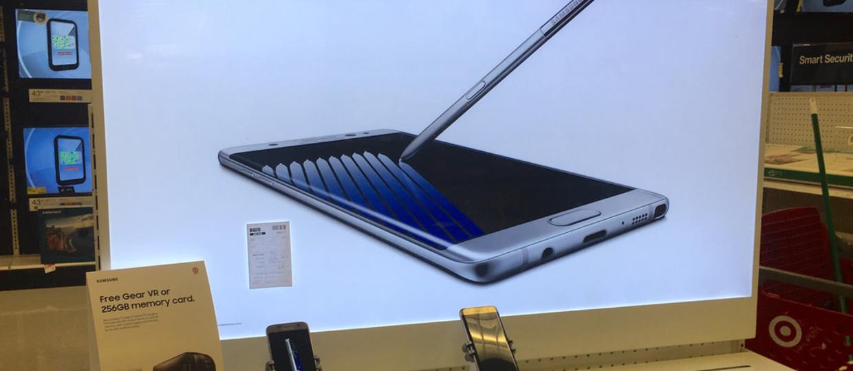 Samsung będzie znowu sprzedawał Galaxy Note 7