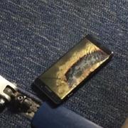 Samsung Galaxy Note 7 zapalił się w samolocie
