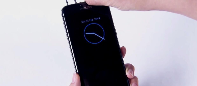 Samsung Galaxy S7 sam założy sobie simlocka
