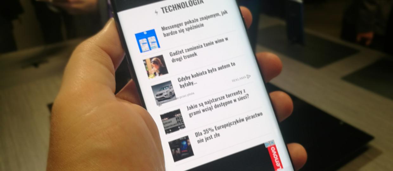 Samsung Galaxy S8 - unboxing i rzut okiem