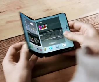 Samsung szykuje 2 smartfony z elastycznymi ekranami