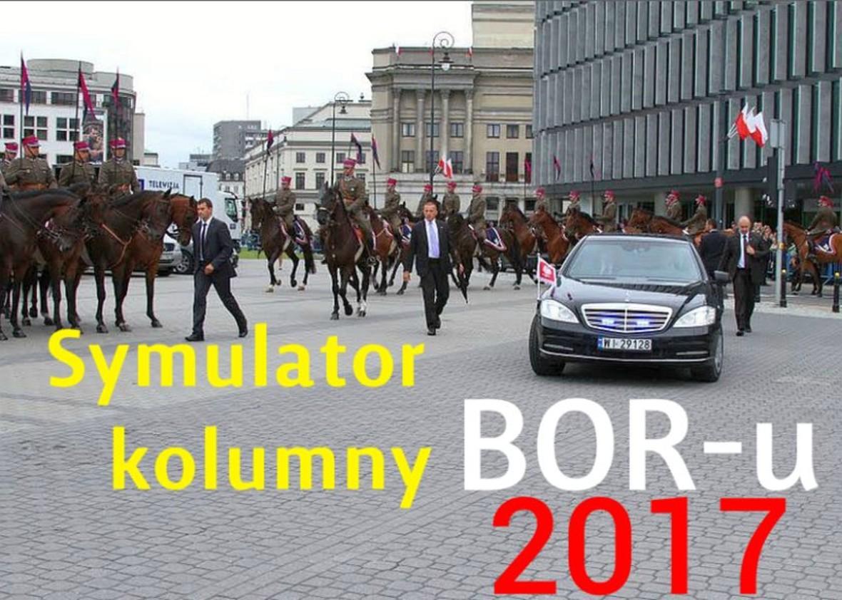 Symulator kolumny BOR-u 2017 – będzie nowy polski hit?