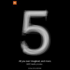 Xiaomi Mi 5 bez tajemnic