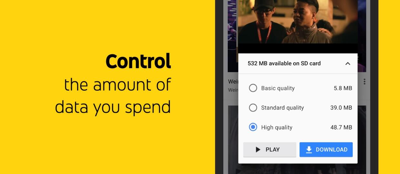 YouTube udostępnił aplikację do oglądania filmów offline