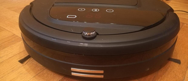 Hoffen Systematic – robot sprzątający z Biedronki [TEST]