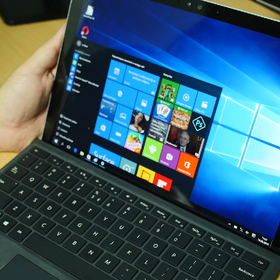 Test Microsoft Surface Pro 4