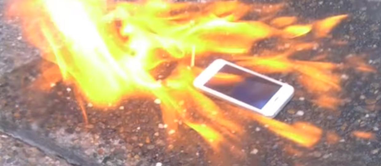 TOP 10 ekstremalnych testów iPhone'a
