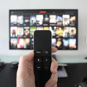 VoD na telewizorze