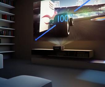 Projektor multimediany Philips Screeneo