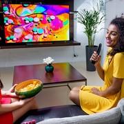 Telewizor LG z ThinQ obsługiwany pilotem Magic