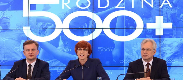 500 złotych na dziecko. Ustawa została przyjęta przez Sejm