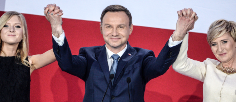 Mija rok od wyboru Andrzeja Dudy na prezydenta