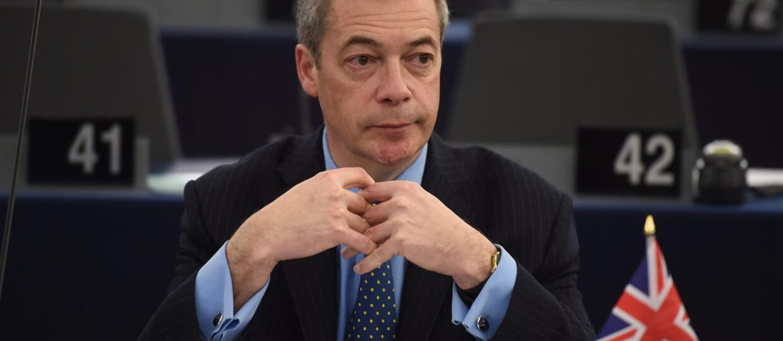 Nigel Farage odchodzi z polityki