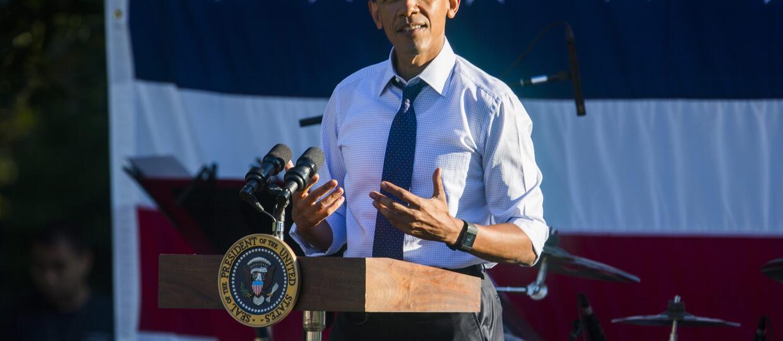 Obama: to przez naszą politykę terroryści mają broń