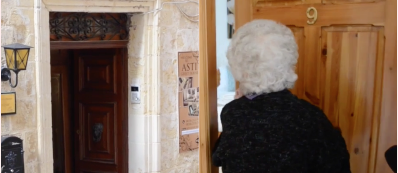 To tu ukrywał się Kajetan P. - zdjęcia z pokoju na Malcie