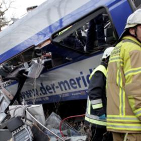 Wypadek pociągów