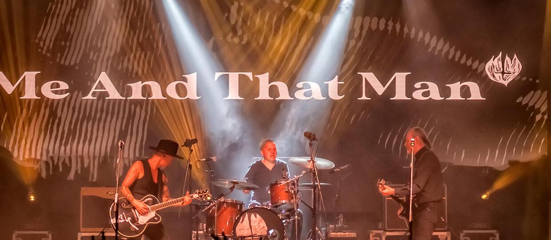 Summer Dying Loud 2021. Me And That Man: Nergal i John Porter znowu razem na scenie [ZDJĘCIA]