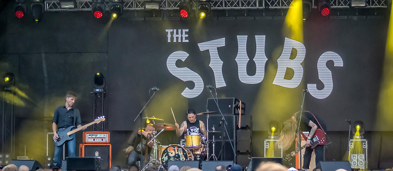 Summer Dying Loud 2021. The Stubs zagrał w Aleksandrowie Łódzkim [ZDJĘCIA]