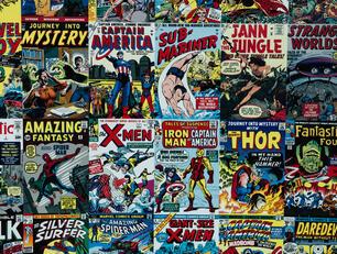 Marvel Comics - okładki komiksów Marvela